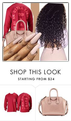 """awesome"" by yokothegoddess ❤ liked on Polyvore featuring Givenchy"