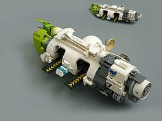 """""""Spark"""" Class Carrier by Pierre E Fieschi, via Flickr"""