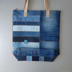 Wish Gifts, Bag Pattern Free, Recycle Jeans, Sewing Box, Summer Bags, Market Bag, Keepsake Boxes, Large Tote, Handmade Bags
