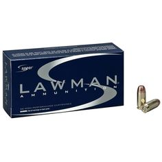 Back in stock and ready to ship!! #SpeerLawman Ammo #9mmLuger available and free shipping available on case quantities as always!