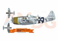 Republic P-47D 25RE Thunderbolt - DFB