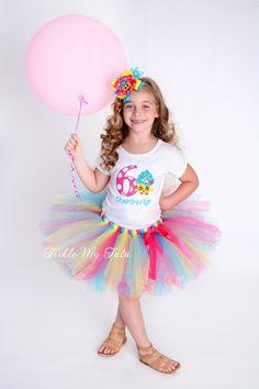 Shopkins Cupcake Queen Birthday Tutu Outfit...www.ticklemytutu.com