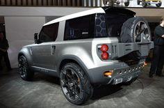 2016 Land Rover Defender News - Release Date, Changes, Specs, Price, Interior, 4 Door