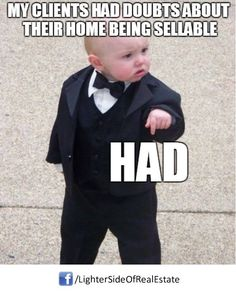 Client doubts in #RealEstate? Results speak louder than swagger but... when swagger is this epic! Laugh of the day re-pinned by http://AccessRealEstateSanCarlos.com  Real Estate Humor | Google Search