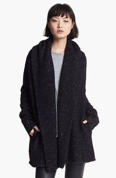 Vince Sweater Coat on shopstyle.com