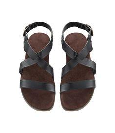 A.P.C. sandals.
