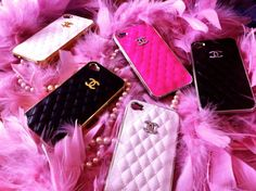 Chanel iPhone Covers