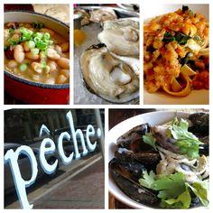Pêche - Seafood Restaurant in New Orleans Shrimp Toast, James Beard Award, Food Spot, Best Chef, Seafood Restaurant, Places To Eat, Oysters, New Orleans, Favorite Recipes