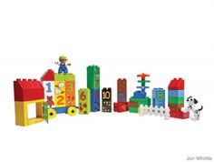 Lego Duplo Play with Numbers set, $25 | Baby Christmas Gift Ideas -  Parenting.com