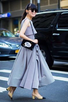 The Biggest Street Style Trends of 2016 So Far via @WhoWhatWear