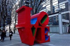 LOVE at Shinjuku i-Land Tower