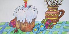 рисунки с детьми к пасхе: 10 тыс изображений найдено в Яндекс.Картинках