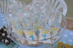 Birthday Party. delicious cookies...