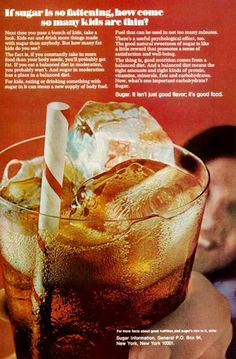 8 Insane Vintage Ads That Make Sugar Seem Like A Health Food Advertising History, Retro Advertising, Vintage Advertisements, Vintage Ads, Retro Ads, Vintage Food, Vintage Signs, Sugar Industry, Food Industry