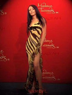 I COMPLETELY agree.  #TEAMAaliyah WANTS an Aaliyah Wax Figure! Madam Tussauds!