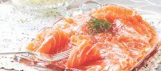 Jääkellarilohi ja konjakki-sinappikastike Food Pictures, Food Pics, Fish Recipes, Mozzarella, Camembert Cheese, Tapas, Food And Drink, Dairy, Appetizers
