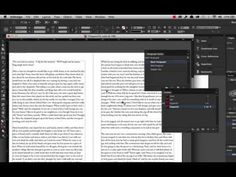 *****Creating a Book using Adobe InDesign CC2014 - YouTube BEST VIDEO ON PRE-SETTING UP YOUR BOOK FOR STYLES & MASTER PAGES!!!