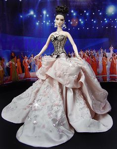 Chinese New Year Festivals Of The World Barbie Doll Dolls