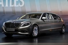 Auto Bewertung: 2016 Mercedes Maybach Pullman - New Sites Most Expensive Luxury Cars, Best Luxury Cars, Mercedes Maybach S600, Mercedes Benz Cars, Carl Benz, Geneva Motor Show, Car Engine, Motor Car, Super Cars