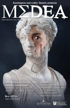 Medea. Huntington University Theatre
