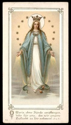 antico santino cromo-holy card MARIA IMMACOLATA 9 FOR SALE • EUR 9,99 • See Photos! Money Back Guarantee. ANTICO SANTINO CROMOLITOGRAFICO- HOLY CARD CROMO- IMAGE PIEUSE ANCIENNE- ANTICK HEILIGENBILDCHEN LITHO. CM 12,5 X 6,8 costi di imballaggio e spedizione versand und verpackungskosten costs of packing and shipment il 252204297100