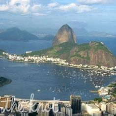 There are few cities you can travel to that have a more stunning natural landscape than Rio de Janeiro in Brazil.   Honeymoon Destination