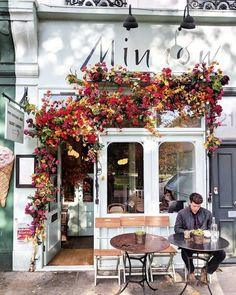 Woman Captures London& Most Beautiful Front Doors And They Look Straight Ou. - Woman Captures London& Most Beautiful Front Doors And They Look Straight Ou. Woman Captures London& Most Beautiful Front Doors And They Lo. Cafe Interior Design, Cafe Design, Store Design, Deco Restaurant, Restaurant Design, Wes Anderson Movies, Beautiful Front Doors, The Doors, Coffee Shop Design