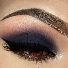 Fall Smokey Eye