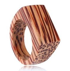 mom, i literally want 7 wooden rings Wooden Jewelry, Resin Jewelry, Wine Glass Holder, Got Wood, Wooden Projects, Wood Rings, Schmuck Design, Wooden Diy, Wood Turning