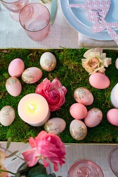 These delightful easter cookie mixes make the sweetest unique easter easter egg dyeing and decorating ideas that are as sweet as spring negle Images