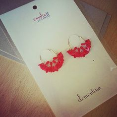 Clementina earrings
