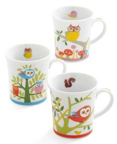 My Owl Barn: Modcloth: Owl Mug