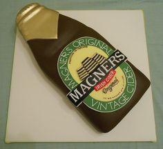 Magners cider cake