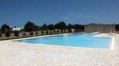 Bellissima piscina delle masserie