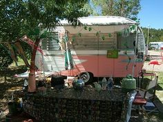 """""""Junk Salvation"""" by Funky Junk Sisters: GLAMP CAMP!!"""