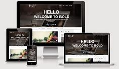 Get Exclusive Premium Bold Modern Parallax Blogger Template Available only on Bthemez.com