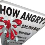 How Angry Thermometer Measure Anger Level Man Frustrated blog post picture on http://kristenatunstall.com