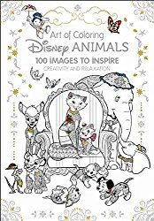 Go back to childhood by coloring in your favorite Disney Characters in these adult coloring books. Now you can color in the Little Mermaid with your kids.