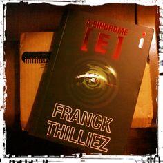 A síndrome [E] (Franck Thilliez) - 31/07/2013