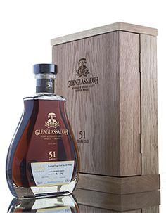 A stunning and historic release from Glenglassaugh distillery - each bottle has been hand numbered, is accompanied with a certificate of authenticity signed by Master Distiller Billy Walker and is housed in this beautiful hand crafted wooden presentation box.  http://www.abbeywhisky.com/glenglassaugh-51-year-old-1963-single-cask-3301-scotch-whisky