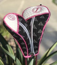 Golf Gear By Darcee Golf Cart Seat Covers, Golf Cart Seats, Golf Club Covers, Golf Club Headcovers, Play Golf, Golf Outfit, Sewing For Beginners, Golf Bags, Golf Clubs