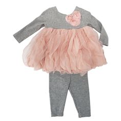 Marmellata Infant Girl Waterfall Bubble Dress #VonMaur