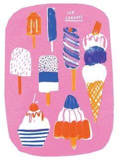 Ice Creams - Louise Lockhart
