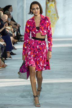 Diane von Furstenberg spring/summer 2015 collection - New York fashion week