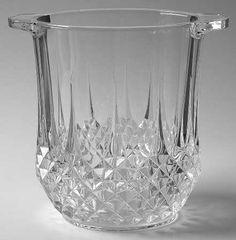 Cristal D'Arques Longchamp - Champagne Bucket