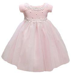 KID Collection Baby-Girls New Baby Princess Tulle Flower Girl Dress, http://www.amazon.com/dp/B003MWYA9K/ref=cm_sw_r_pi_awdm_nSI.sb161607E