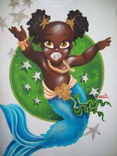 Yemaya by Claudia Krindges