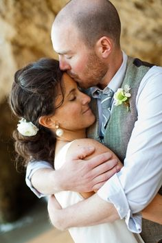 More from a Malibu Elopement