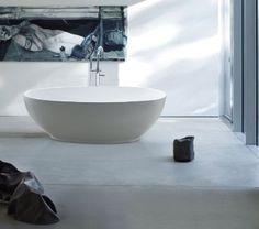 Großartig Ideal Standard Dea freistehende Badewanne, acryl, ca. 1200€ | Bad  LR88