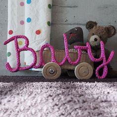 Powerword: Baby. Gesehen auf www.trendbezirk.com